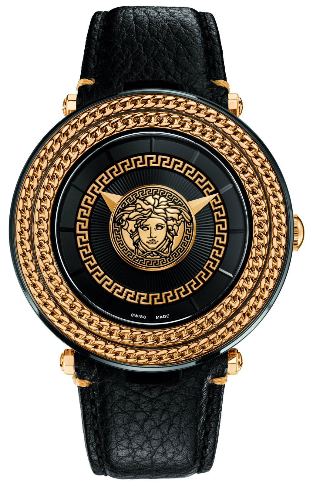 46be56c87849 Reloj Versace V Metal Icon - Corazón de Joyas