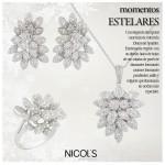 Nicol's joyas con diamantes