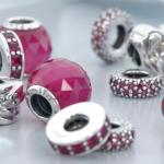 Charms Coloridos Pandora Navidad 2015