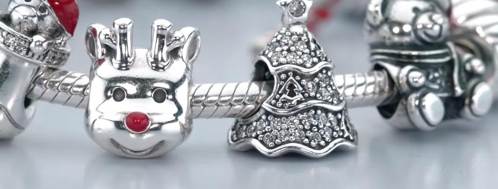 Charms Pandora Navidad 2015