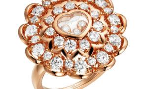 Selección de joyas Chopard para novias