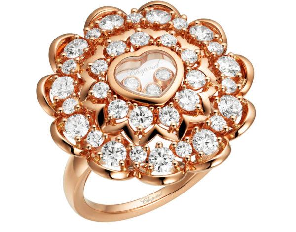 Las icónicas joyas Happy Diamonds de Chopard