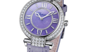 Nuevo reloj Imperiale de Chopard en jade color lavanda