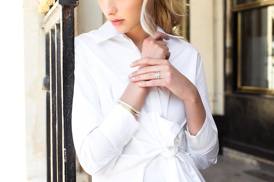 ¿Sueñas con un anillo Boucheron para tu boda?