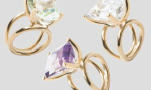 Las joyas Daniel Espinosa para una boda