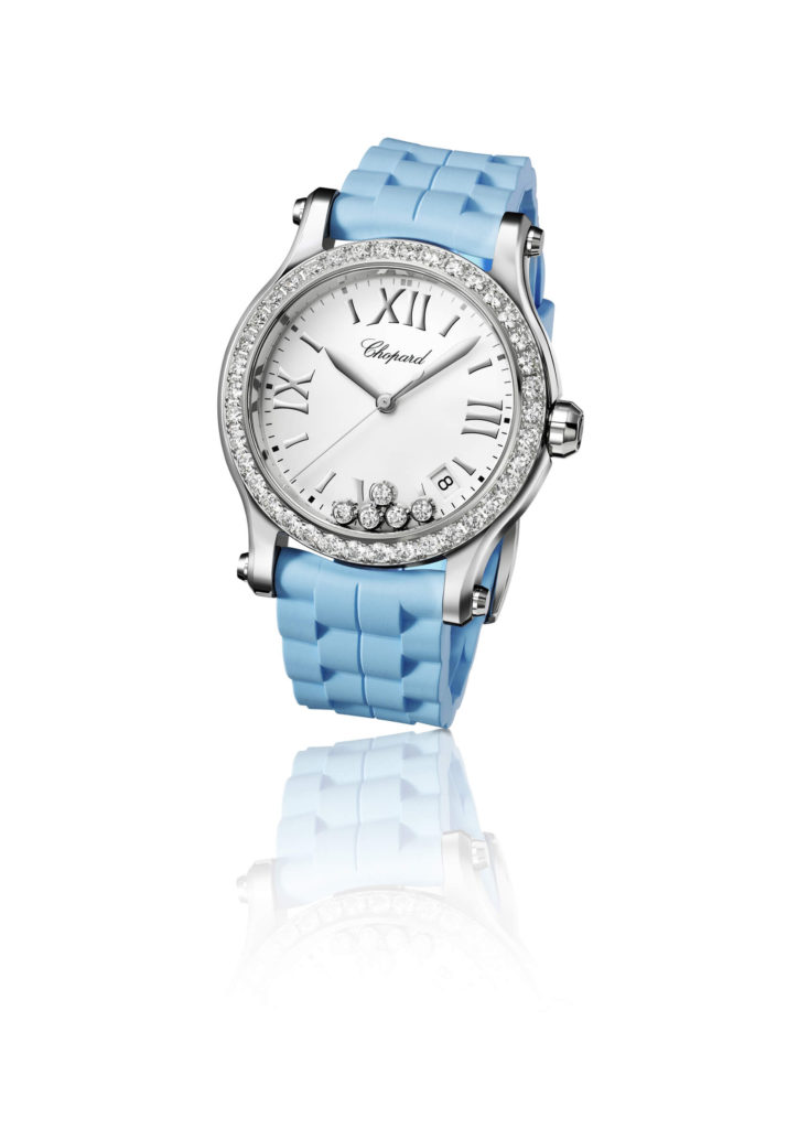 Happy Sport 36mm blue. mail
