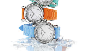 Relojes Chopard Happy Sport, happy summer¡