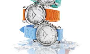 Relojes Chopard Happy Sport, happy summer¡