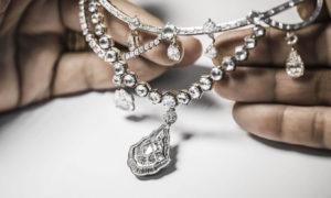 Alta joyería Dior, colección Dior À Versailles