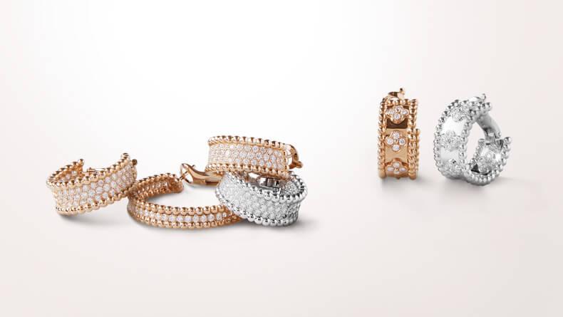 perlée diseños de Van Cleef & Arpels