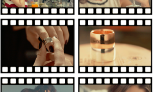 Anillos Dodo Rings Cinema