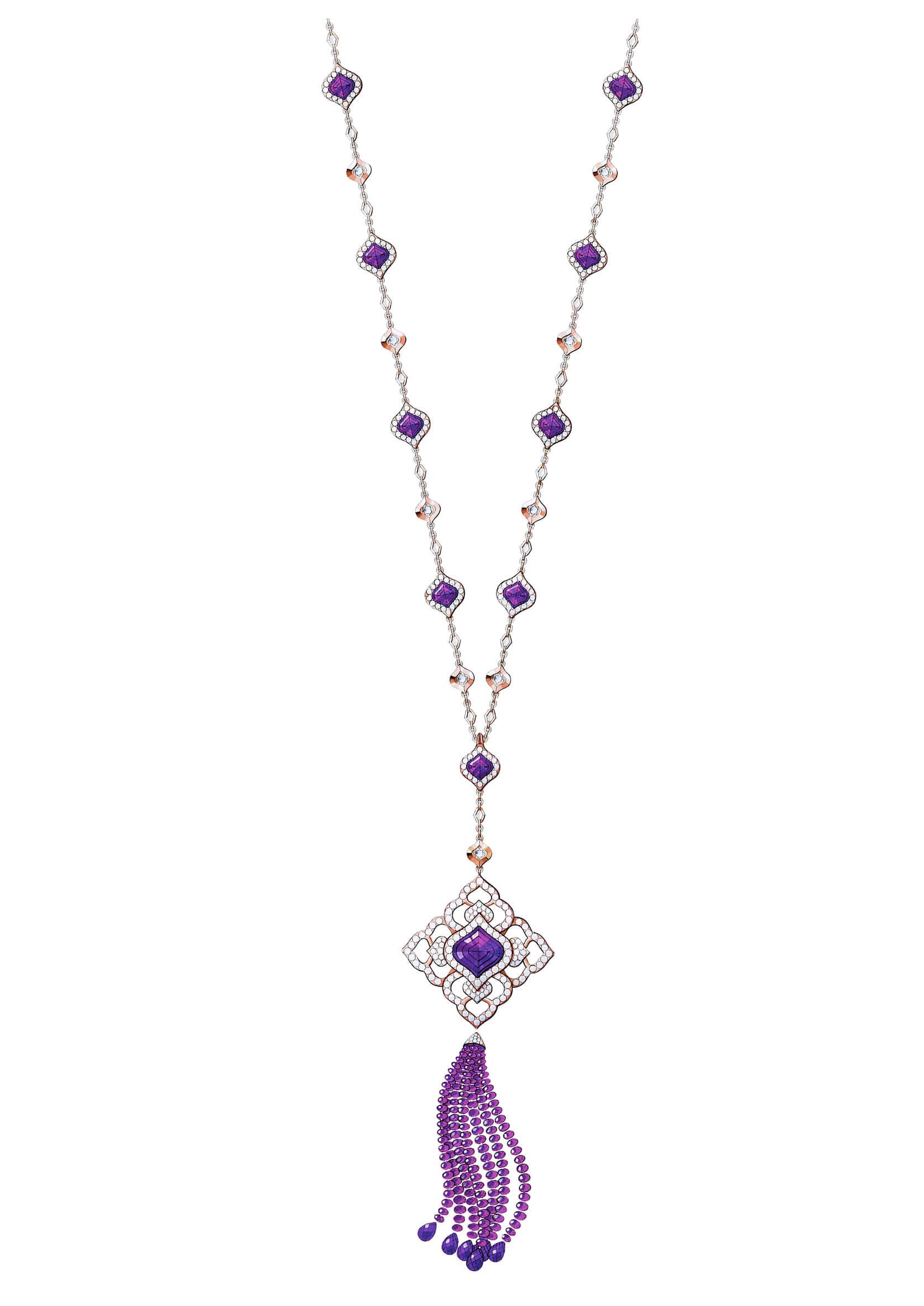 Las joyas Imperiale- Collar