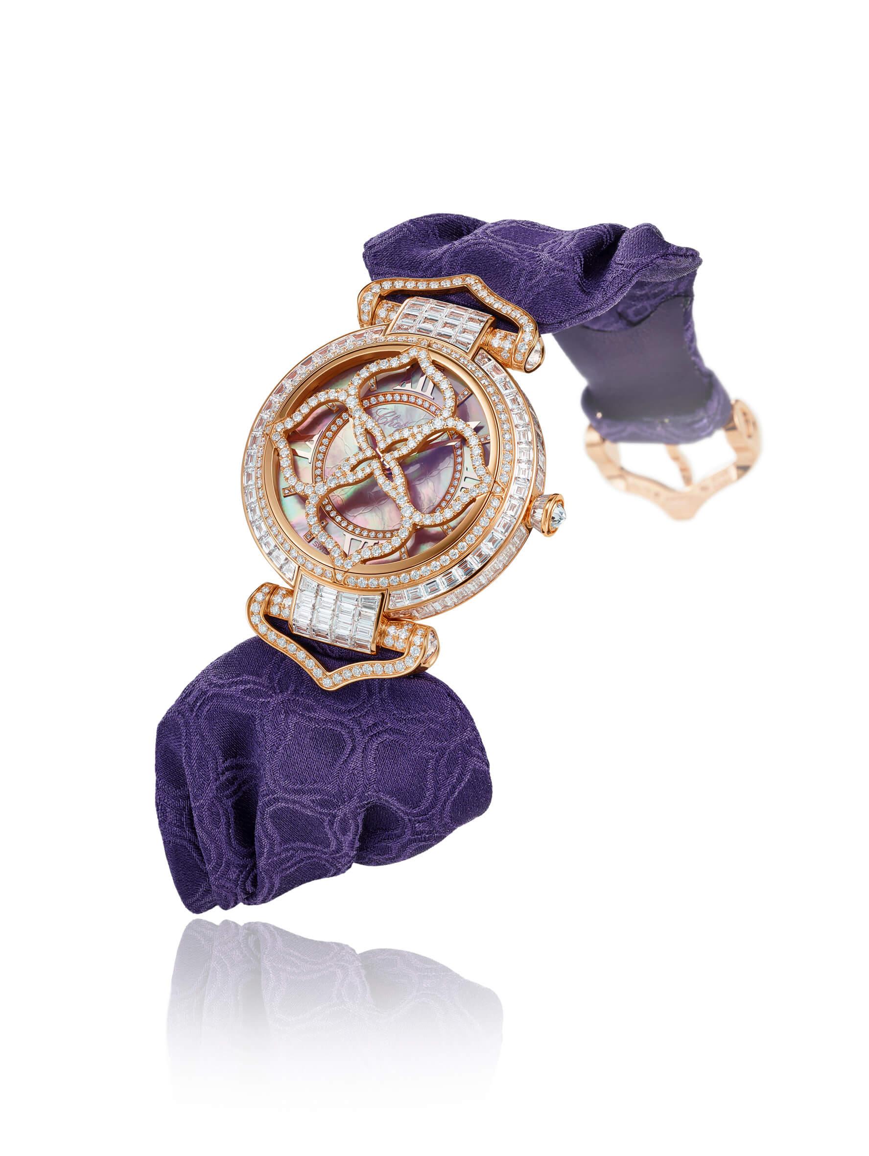 Las joyas Imperiale Chopard - Reloj imperiale