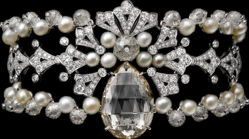 Alta joyería Cartier Magicien 2016