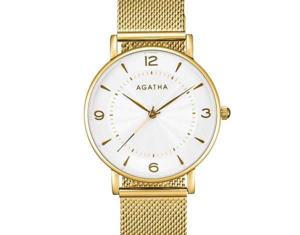 Soll, los nuevos relojes Agatha Paris