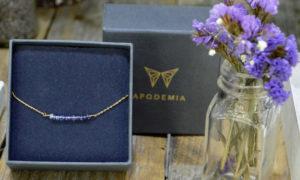 Las nuevas joyas para novios de Apodemia