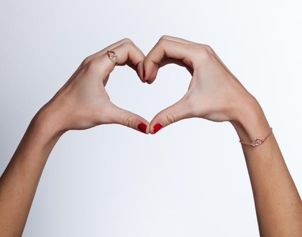 5 anillos para San Valentín por menos de 50€