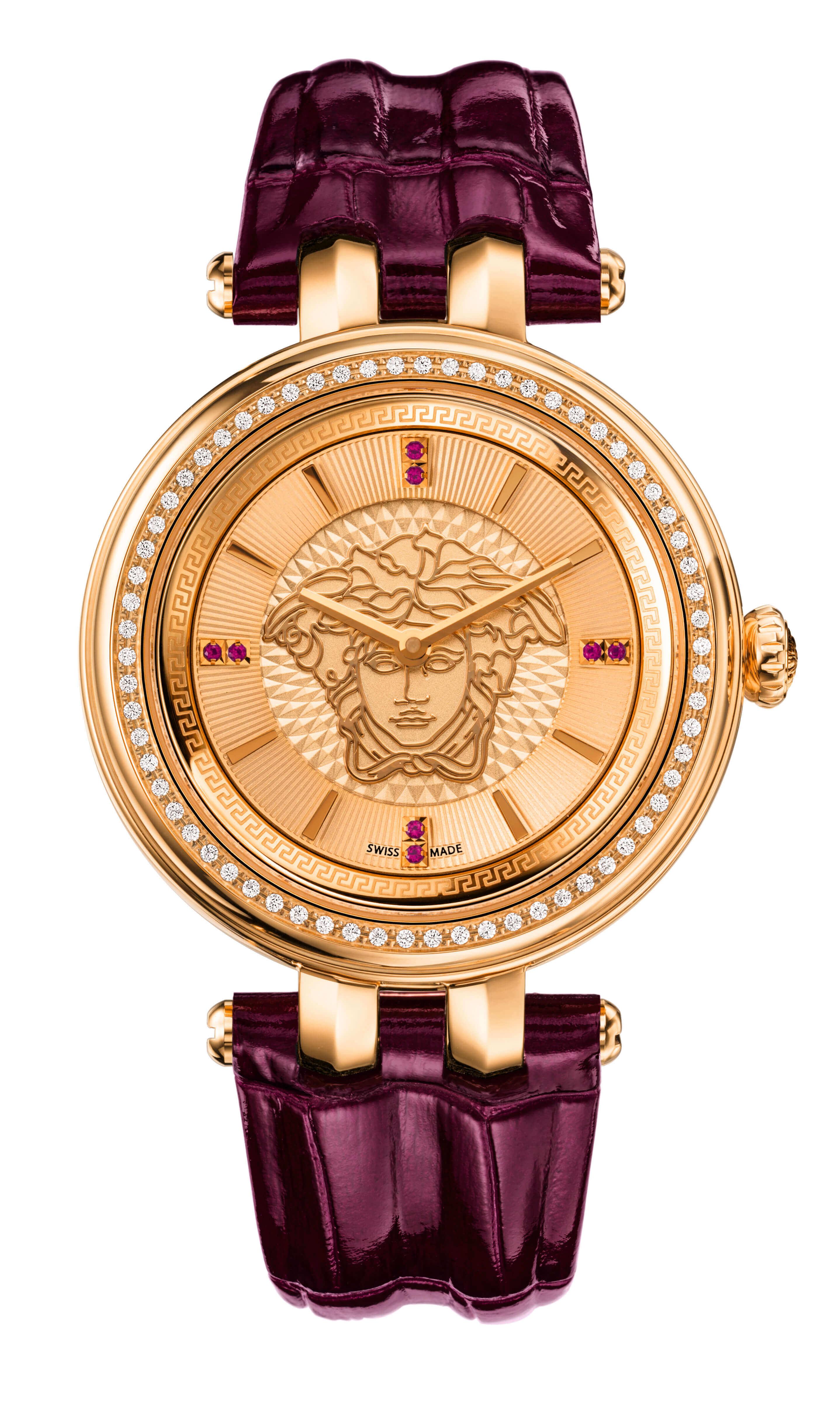 82327a795e8d nuevo reloj Versace Khai. En consecuencia ...