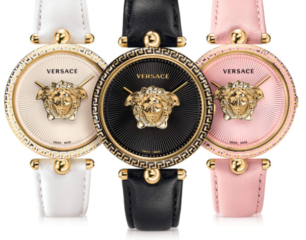 Reloj Versace Palazzo Empire, sobre todo femenino.