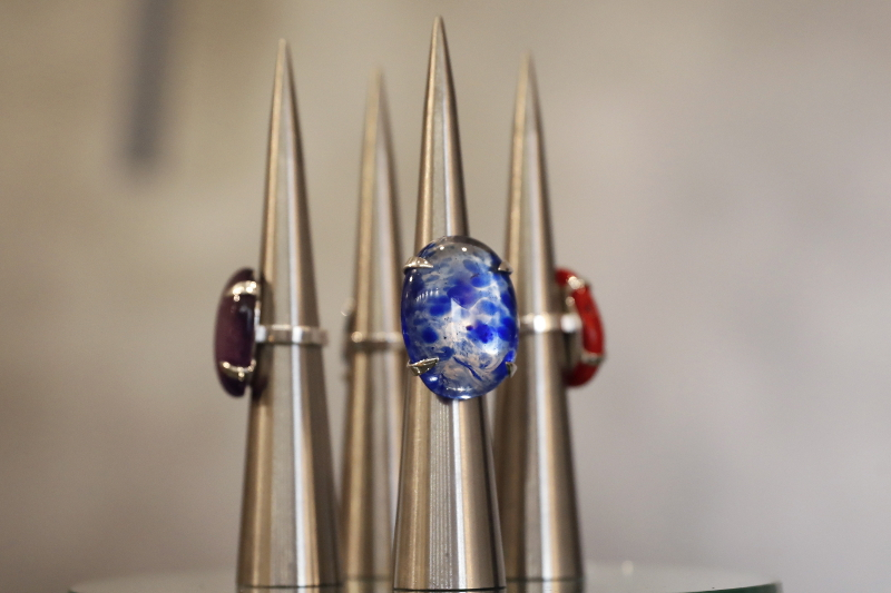 Las joyas de Chus Burés