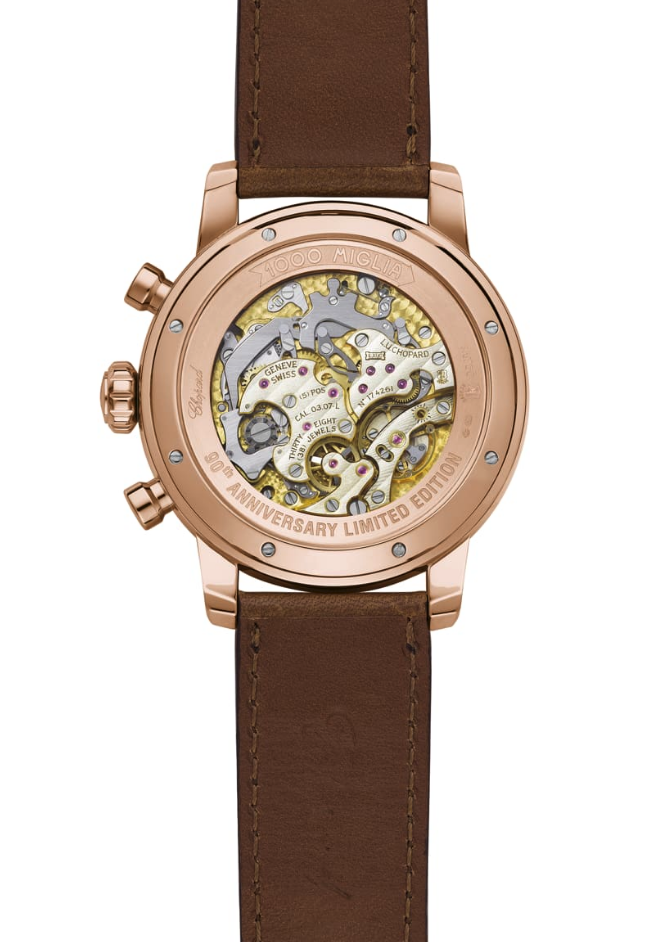 Chopard Reloj Mille Miglia Classic XL Edición Limitada