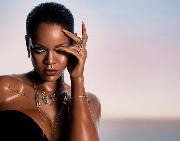 Las joyas de Rihanna con Chopard