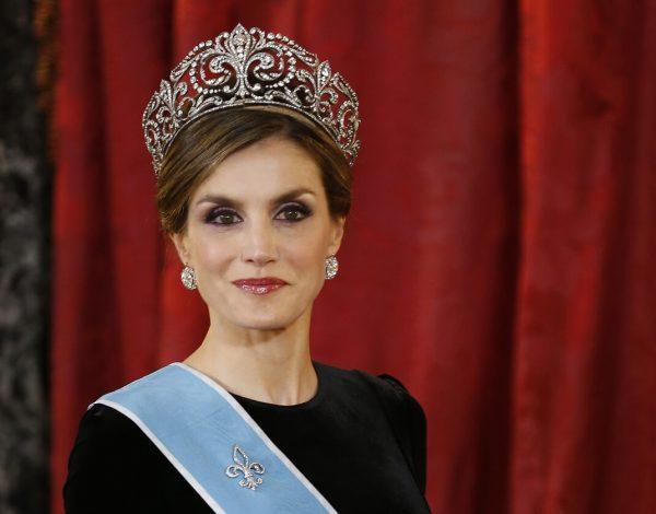 La pasión por la bisutería de la Reina Letizia