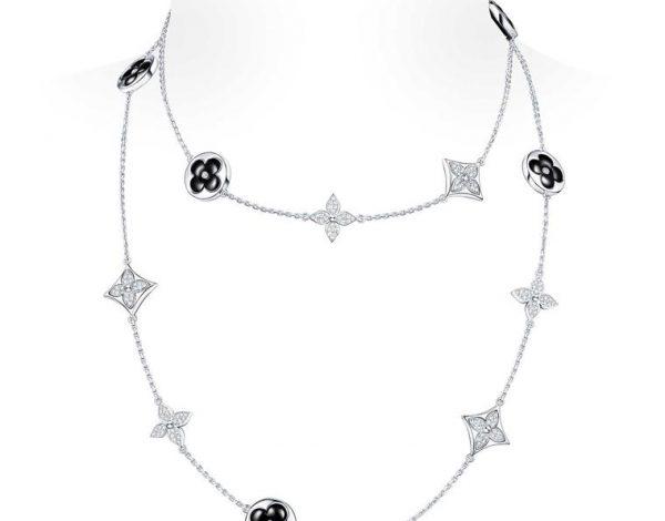 Diamond Blossom, nuevas joyas de Louis Vuitton