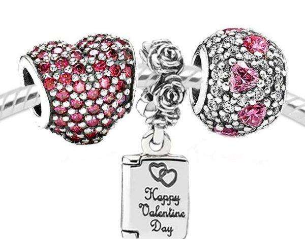 Las joyas Pandora San Valentín 2018