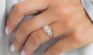 Diseña tu anillo de compromiso como el del Príncipe