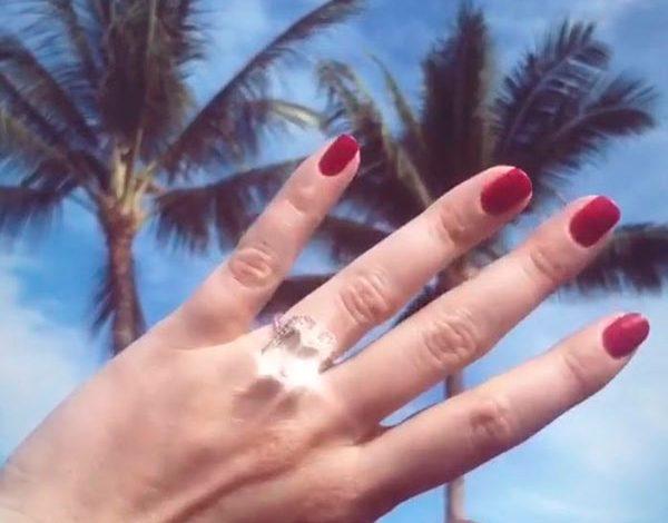Un anillo de compromiso de 3 millones de dólares