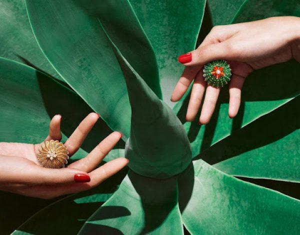Cactus de Cartier, joyas para admirar