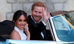El anillo de Diana de Gales para Meghan Markle