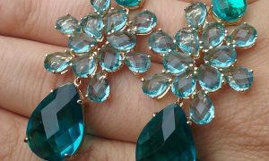 La turmalina de Paraiba, una gema preciosa