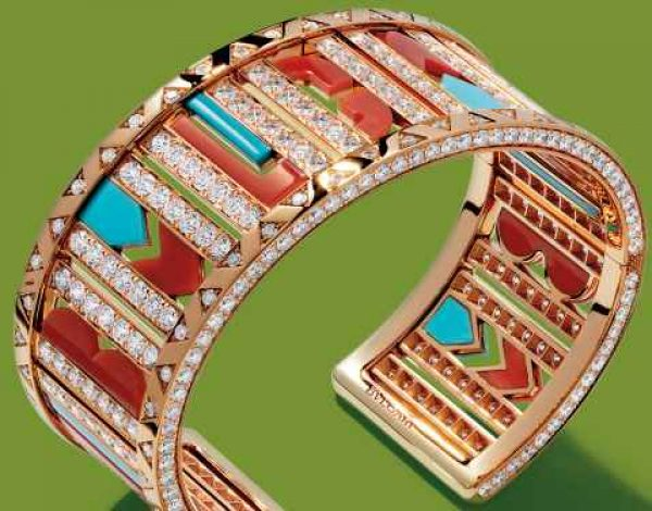 Wild Pop de Bulgari, joyas Pop Art