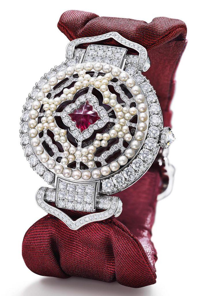 The Empress un reloj Chopard alta relojeria