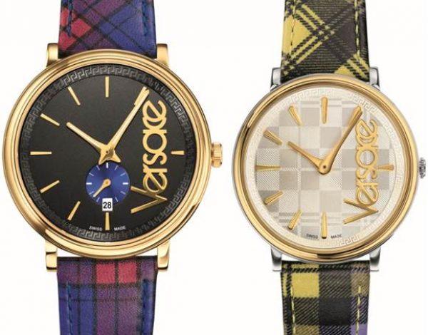 Reloj Versace V-Circle, llegan los cuadros