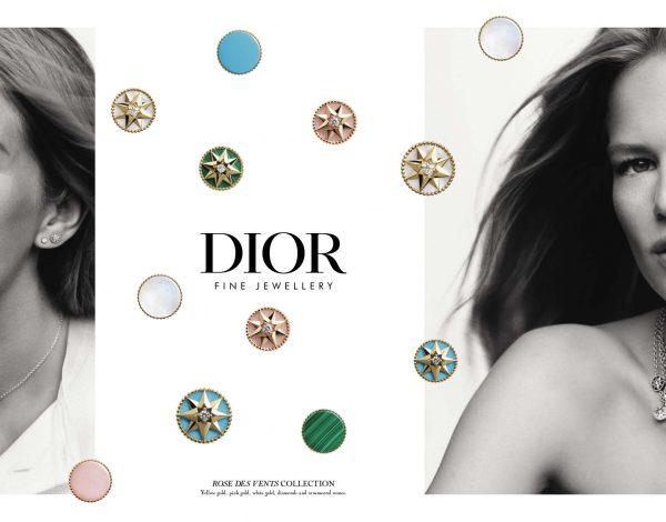 Dior Rose des Vents, la nueva colección de Dior