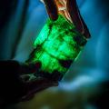 Esmeralda gigante encontrada en Zambia