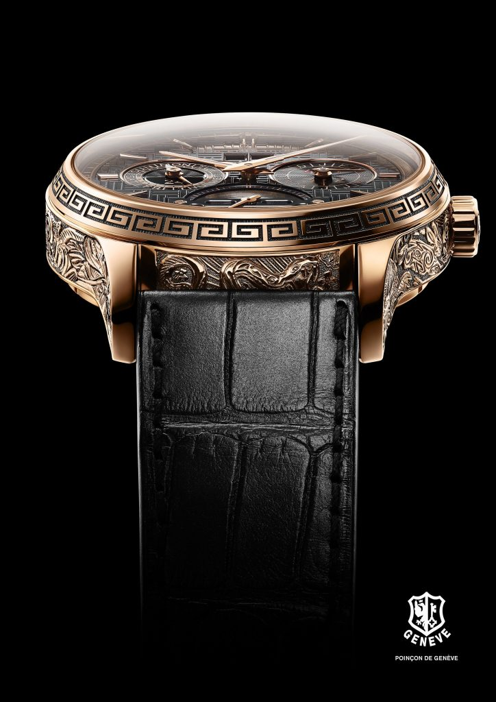 LUC-Perpetual-T-Chopard-Reloj
