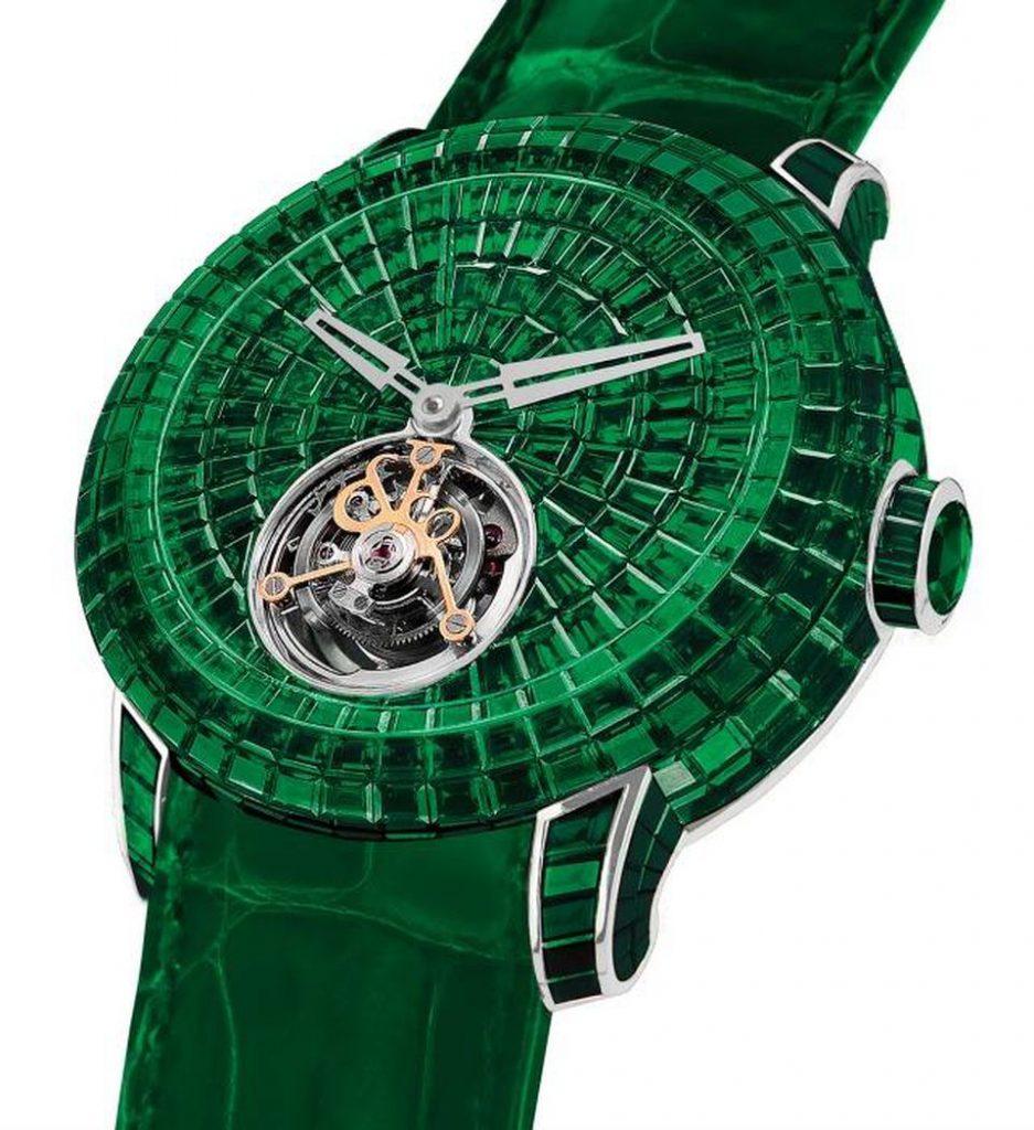 El reloj de Cristiano Ronaldo valorado en millones
