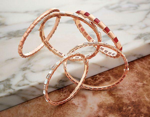 La pulsera BULGARI Serpenti Viper