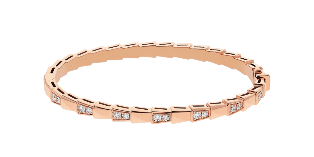 le-Bulgari-Serpenti-Viper-Bracelet-or-brillant-blanc