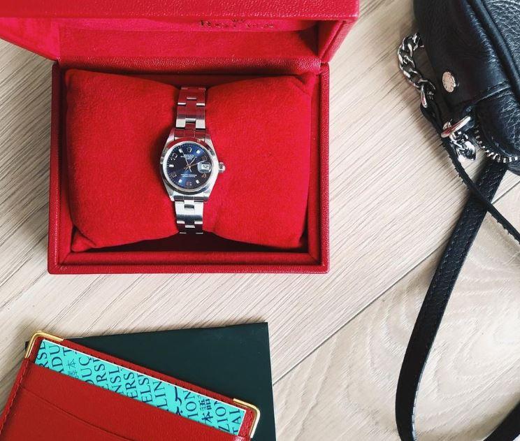 Chronoexpert Reloj Rolex Oyster Perpetual Modelo Mujer