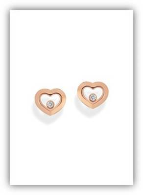 Saint Valentin Chopard Happy Diamonds Icon Bijoux